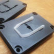 Picture of 3D PRINTED INSERT MOLD HOLDER FOR APSX-PIM